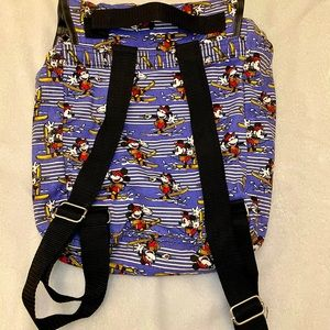 Disney Mickey and Minnie backpack